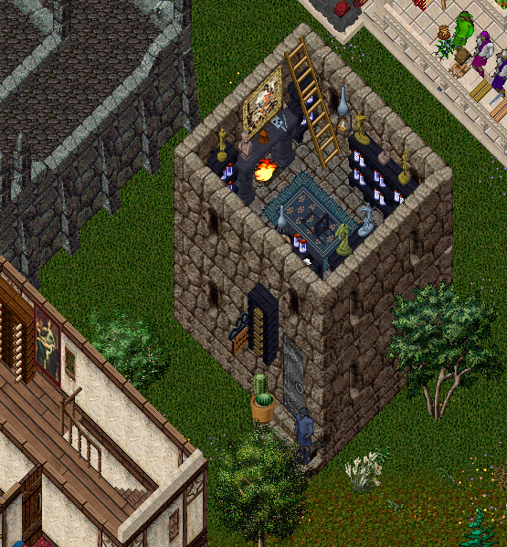 Ultima Online Small House Designs House Design