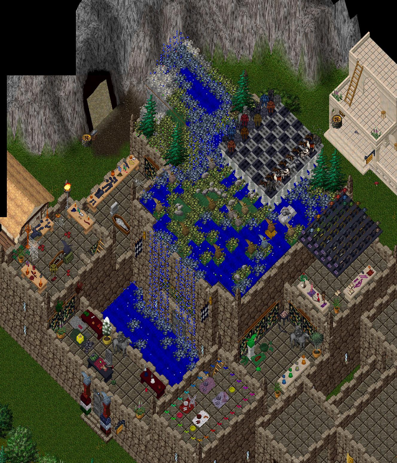 Ultima Online House Decorations House Decor