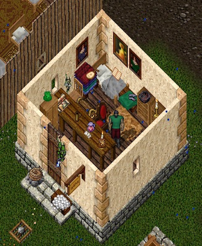 Ultima online house decorations house decor for Online house
