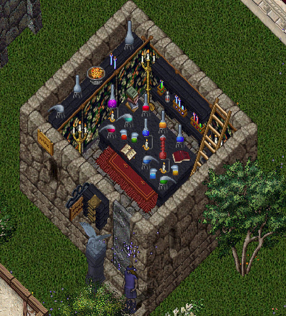 Ultima online house decoration house decor for House decoration online