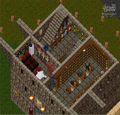 Ultima Online House Decor