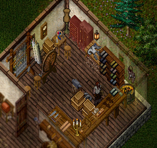 Stable Slots Ultima Online