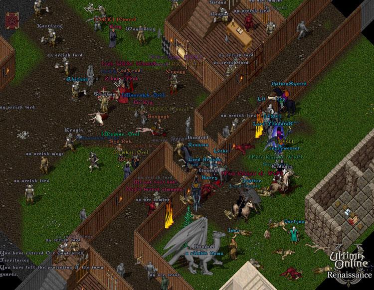 Guild Alliances, Pirates/Brigands/Orcs/Undead