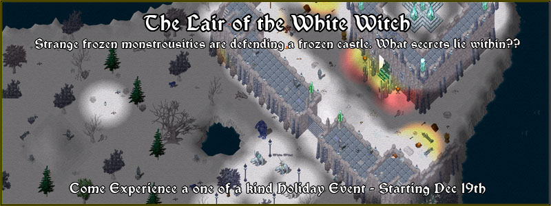 Lair of the White Witch
